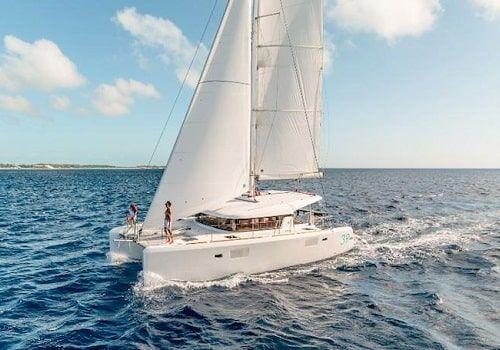 Alquilar catamaranes en Mallorca