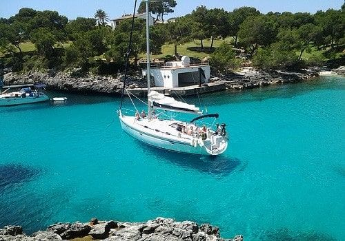 Alquilar veleros en Mallorca