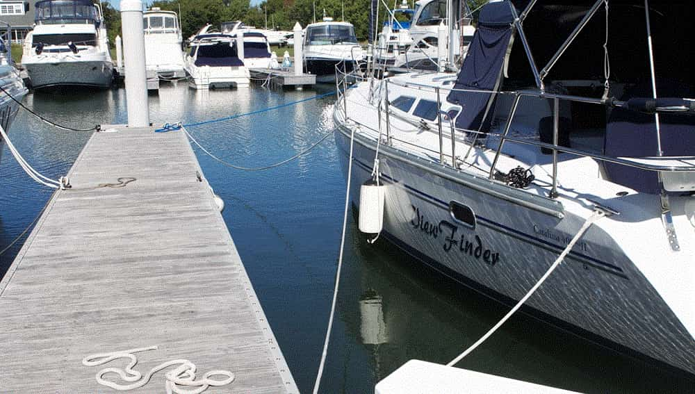 ¿Cómo Amarrar Un Barco De Manera Correcta?