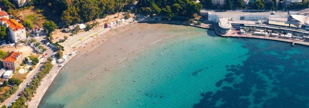 Dónde ir en barco en Split