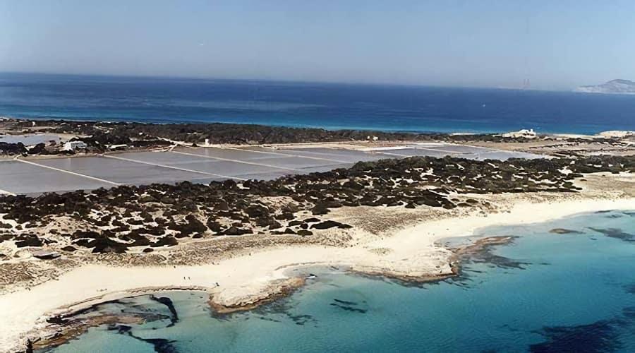 Ses Salines en Formentera