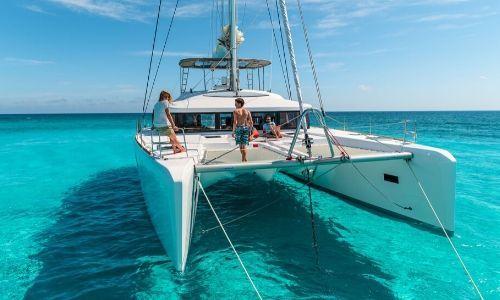 Alquiler de catamaranes en Formentera