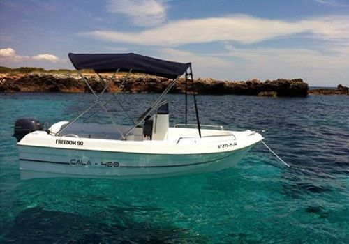Alquiler De Barcos En Menorca Veleros Yates Catamaranes Lanchas Ok Barcos