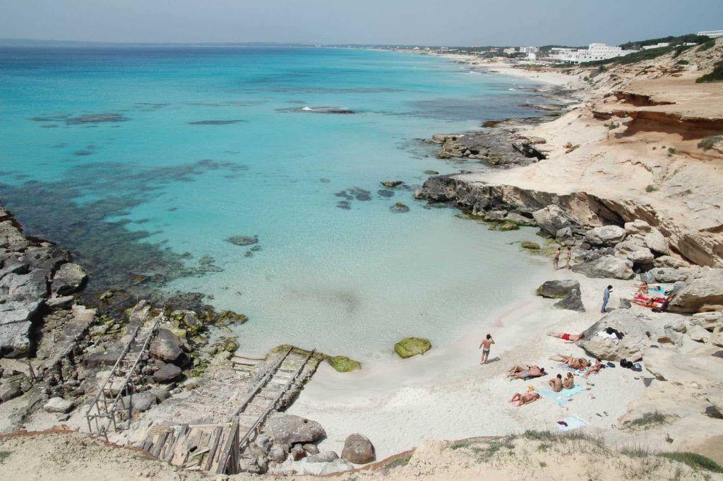 Camino viejo de La Mola (Formentera)
