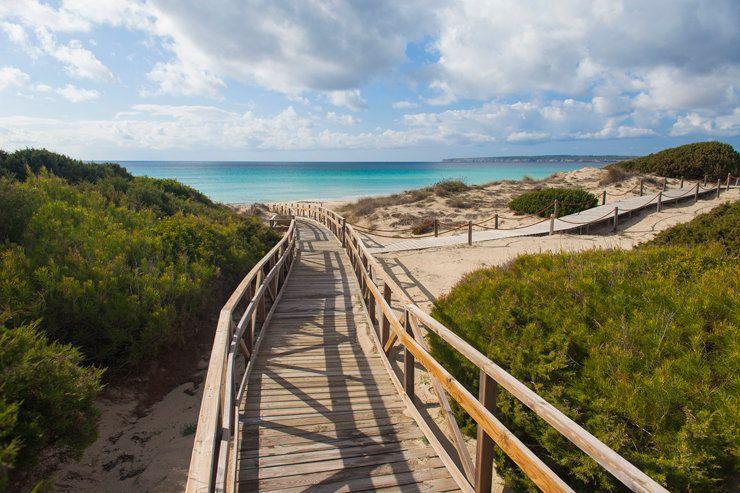 Rutas Verdes, Formentera